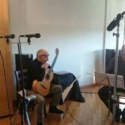 Eugenio Grossetto chitarra Stefano Lo Re violino