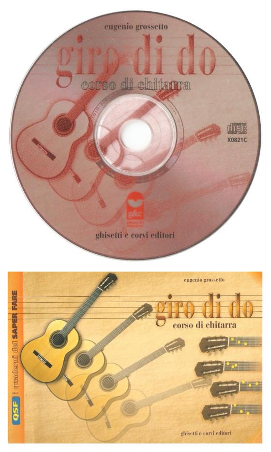 giro di do corso di chitarra - Ghisetti e Corvi Editori® (2003)